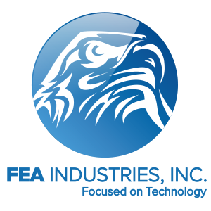 FEA Industries logo