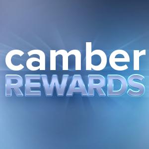 Camber Rewards; Free Equipment Event logo