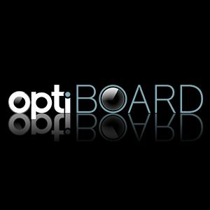 optiboard logo
